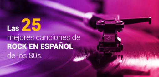 Rock en español de los 80s